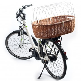 Aumüller Fahrrad-Tierkorb XXL