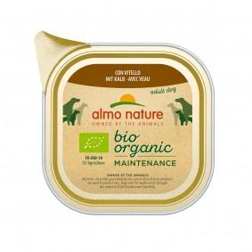 Almo Nature Bio Organic Dog mit Kalb