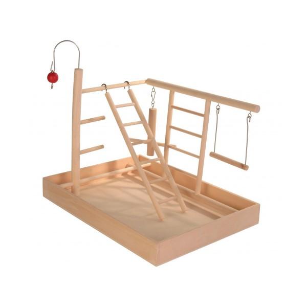 Trixie Holzspielplatz, 34