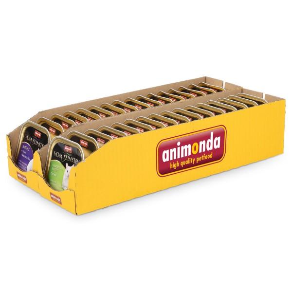 Animonda Vom Feinsten Fisch & Fleisch Mix Megapack