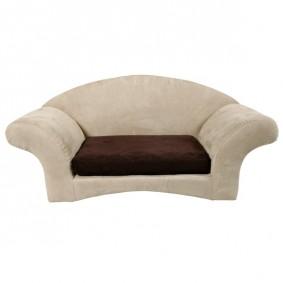 Trixie Charmel Sofa 65 x 30 x 35 cm - beige/mokka