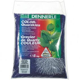 Dennerle Color Quarzkies Azurblau 5kg