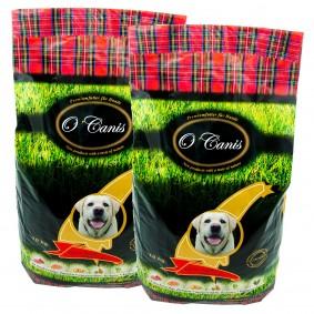 O´Canis Premiumfutter für Hunde mit Pferd, Lachs und Kartoffel