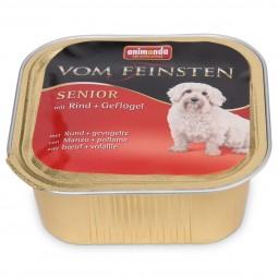 Animonda Vom Feinsten Senior Rind und Geflügel 150g