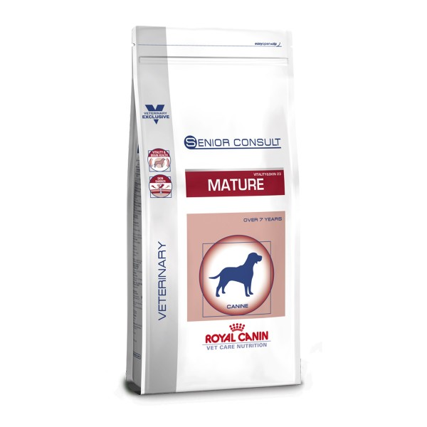 Royal Canin Vet Care Senior Consult Mature Vitality & Skin 23