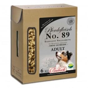 Bubeck Nr. 89 Pferdefleisch mit Kartoffel und Amaranth