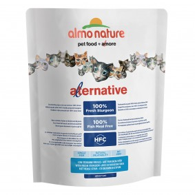 Almo Nature Alternative dry Cat Stör und Reis