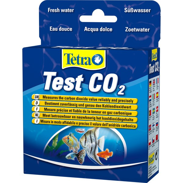 TetraTest Kohlendioxid - CO2