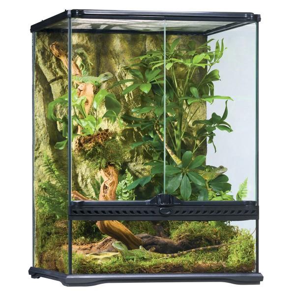 exo terra glasterrarium 45x45x60 cm g nstig kaufen bei. Black Bedroom Furniture Sets. Home Design Ideas