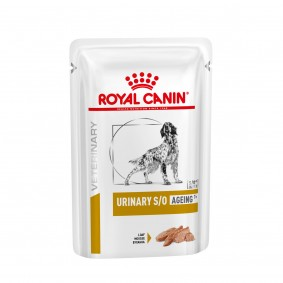ROYAL CANIN Urinary S/O Dog Age 7+ Loaf FB 12x85g