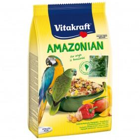 Vitakraft Amazonian Hauptfutter für Südamerikanische Papageien