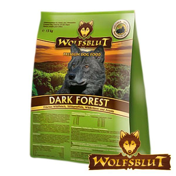 Wolfsblut Dark Forest Wild & Süßkartoffel