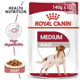 ROYAL CANIN MEDIUM Adult mokré krmivo pro středně velké psy