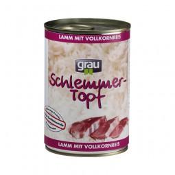 Grau Schlemmertöpfe 6x400g: