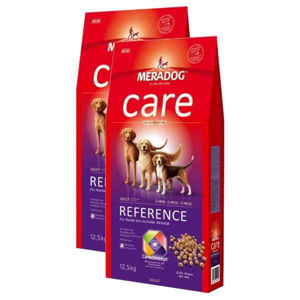 Mera Dog High Premium Hundefutter verschiedene Sorten 2x12,5kg