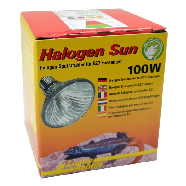 Lucky Reptile Halogen Sun 1000