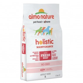 Almo Nature Holistic Large Dog 12 kg Rind und Reis