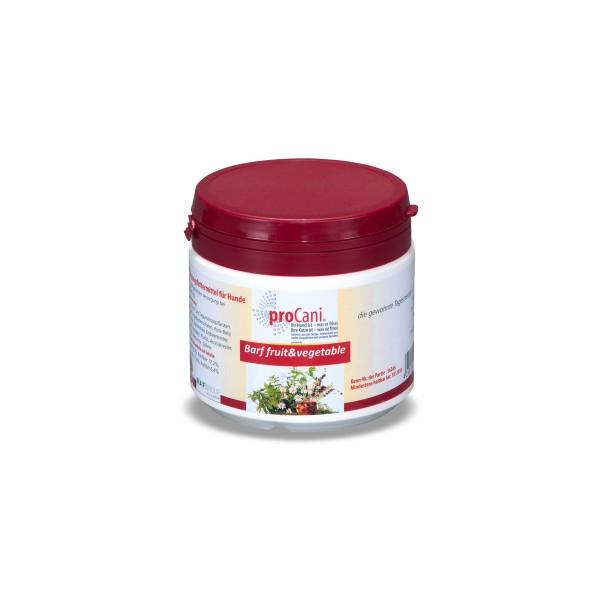 proCani Barf fruit & vegetable 250g