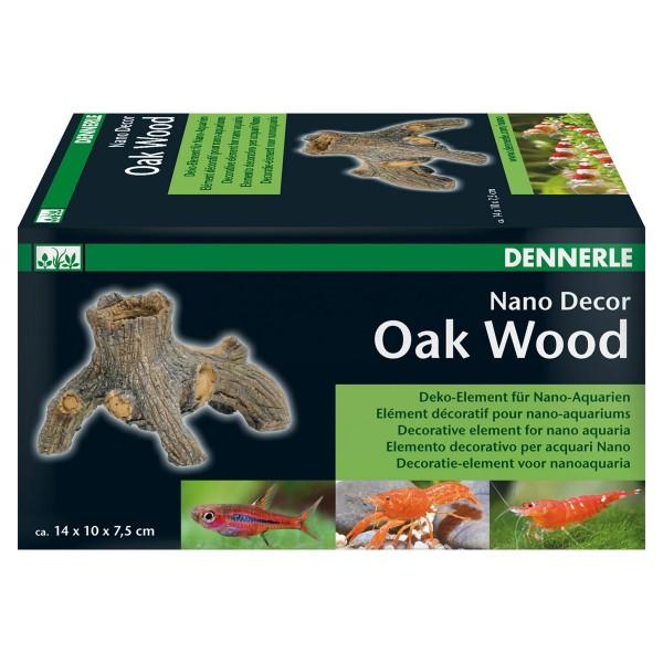Dennerle Nano Decor Oak Wood wasserneutral