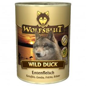 Wolfsblut Wild Duck mit Ente