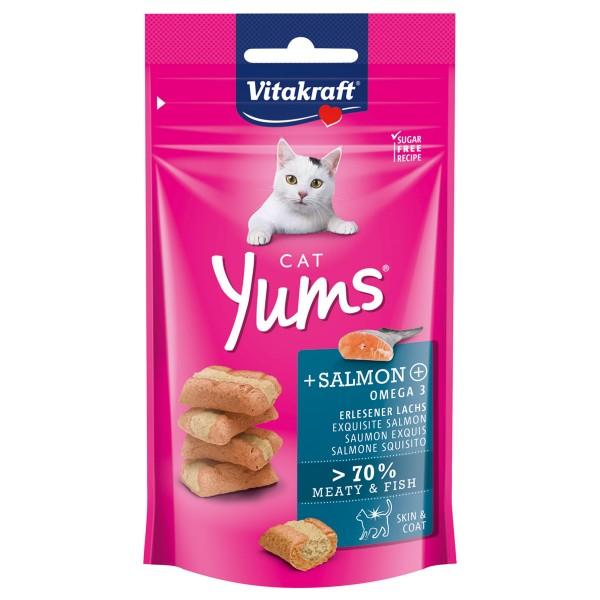 Vitakraft Katzensnack Cat Yums Lachs