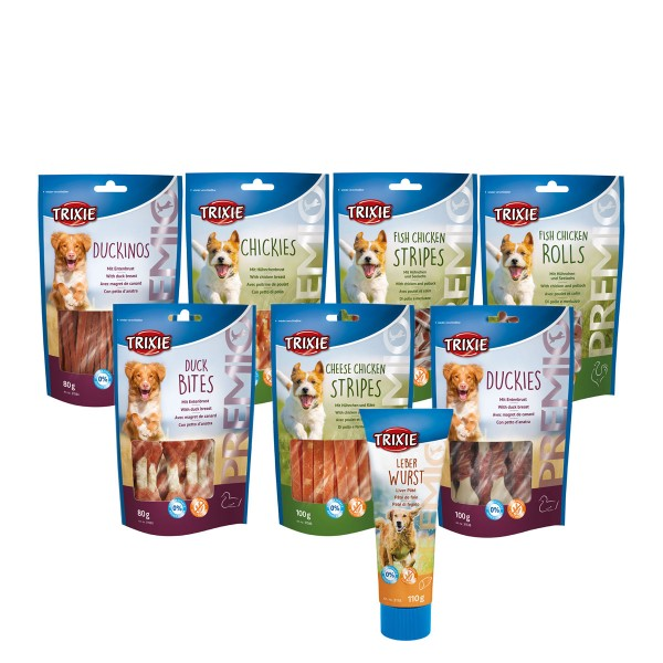 Trixie Snack Probierpaket 720g