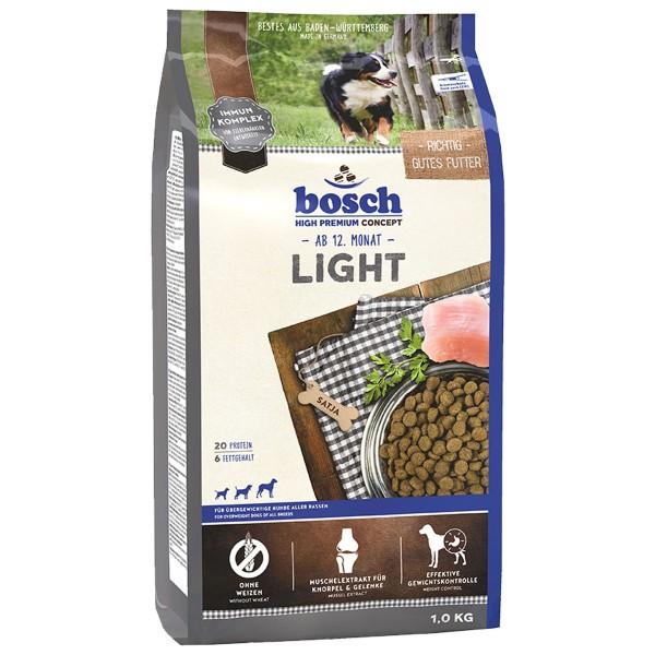 Bosch Hundefutter Light - 1kg