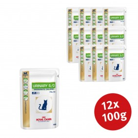 Royal Canin Vet Diet Katze Urinary S/O Moderate Calorie