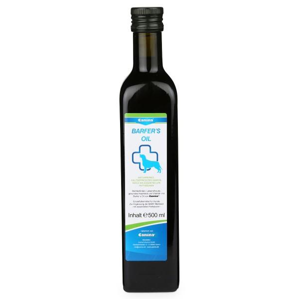 Canina Pharma Barfer's Oil 500ml