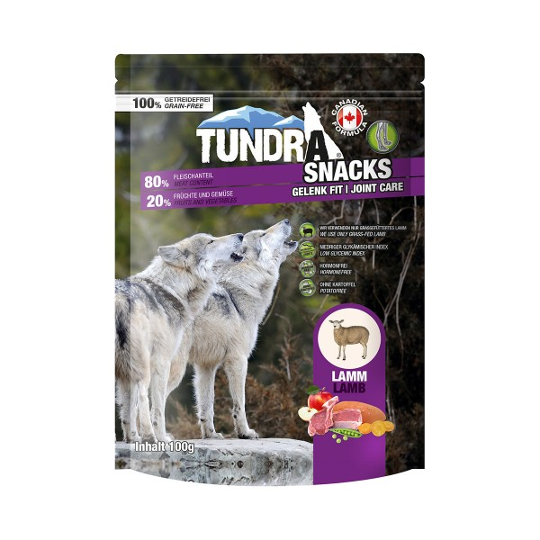 Tundra Dog Snack Gelenk Fit Lamm