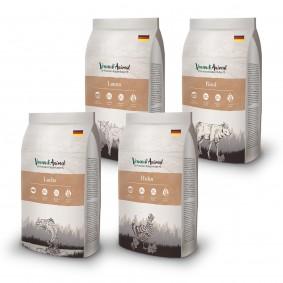 Venandi Animal - Probierpaket 4x1,5 kg