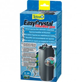 Tetratec® EasyCrystal Filterbox 300, Set Complet de Filtre Intérieur