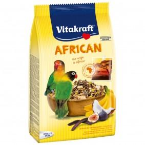 Vitakraft African Hauptfutter für afrikanische Kleinpapageien