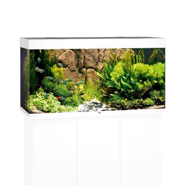 Juwel Rio 350 LED Komplett Aquarium ohne Schran...
