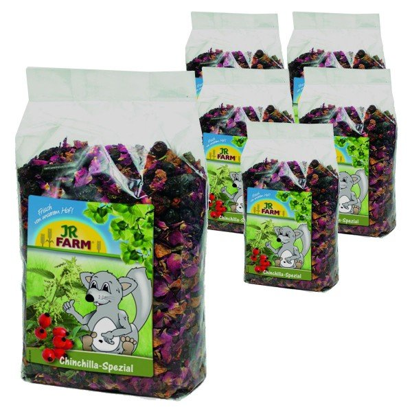 JR Farm Chinchilla Spezial 6x500g