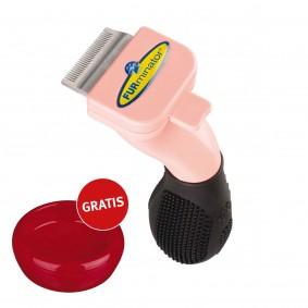 FURminator deShedding Pflegewerkzeuge für Kleintiere PLUS Futternapf GRATIS!