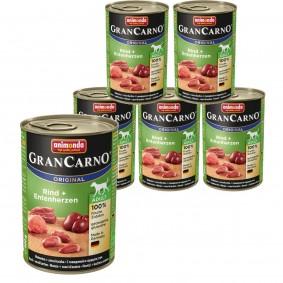 GranCarno Original Adult Rind und Entenherzen