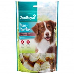 ZooRoyal Kauknoten 7 Stück