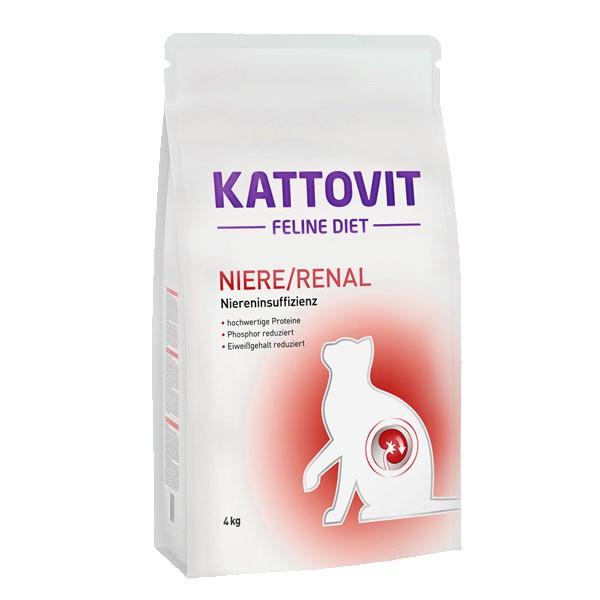 Kattovit Katzenfutter Feline Diet Niere/Renal