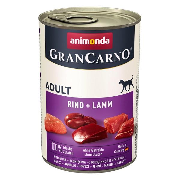 Animonda GranCarno Adult Rind und Lamm