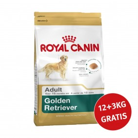 Royal Canin Labrador Retriever Adult 12kg+3kg Gratis!