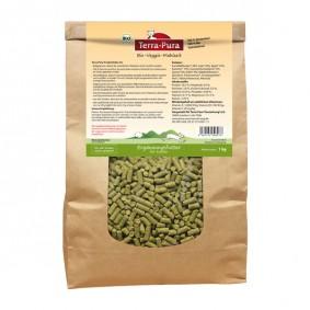 Terra Pura Katzenfutter Bio Veggi-Mahlzeit 1kg