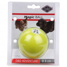 D&D Adventure Magic-Ball