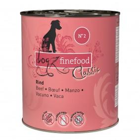dogz finefood No. 02 Rind