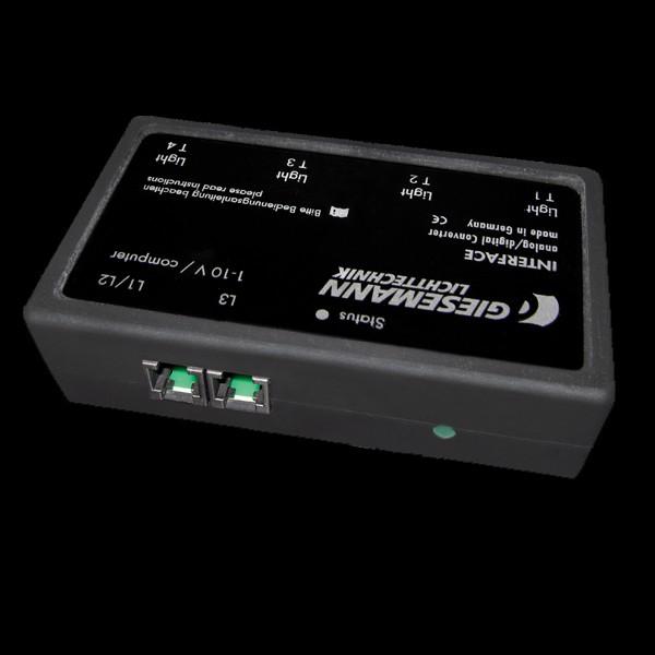GIESEMANN Interface für G-Tron-Aquariencomputer