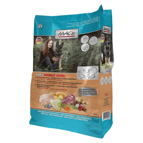 MAC's DOG Soft Grain Free 1,5 kg