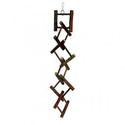 Natural Living Hängeleiter, 12 Sprossen/58 cm