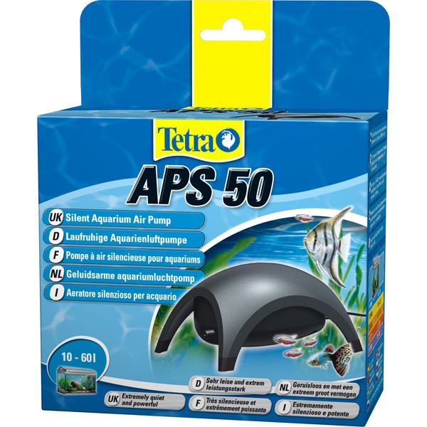 Tetra Tec APS 50 - Pompe à air pour aquarium