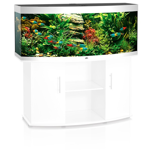 Juwel Vision 450 Aquarium ohne Schrank - Weiß