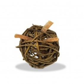 JR Cat Katzensnack Nature-Ball Hühnerfilet 15g